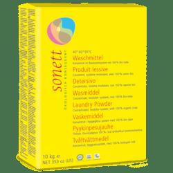 Sonett Prací prášek BIO (10 kg) - na bázi čistého rostlinného mýdla