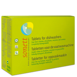 Sonett Tablety do myčky (25 ks) - AKCE - pro nekompromisně čisté nádobí