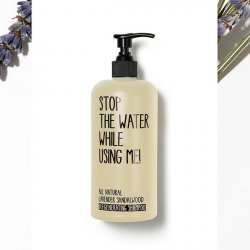 Stop the Water Regener. šampon levandule - santal. dřevo BIO (200 ml)