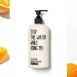 Stop the Water Tělové mléko pomeranč - divoké bylinky BIO (200 ml)