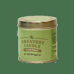 The Greatest Candle Vonná svíčka v plechovce (200 g) - jablko