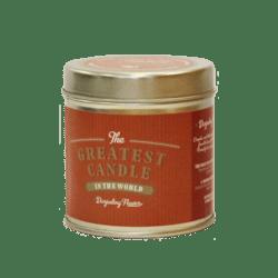 The Greatest Candle Vonná svíčka v plechovce (200 g) - květ darjeelingu