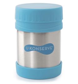 U•Konserve Termoska na jídlo (355 ml) - nebesky modrá