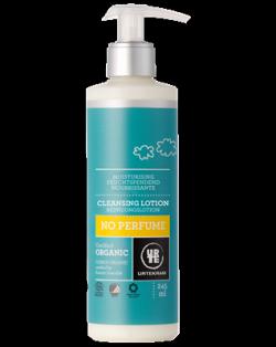 Urtekram Hydratační čistící mléko bez parfemace BIO (245 ml)