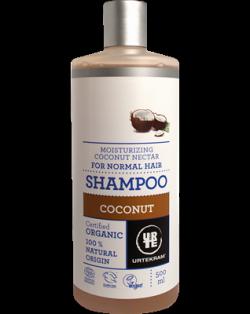 Urtekram Hydratační šampon s kokosovým nektarem BIO (500 ml)