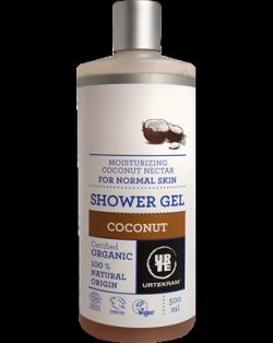 Urtekram Hydratační sprchový gel s kokosovým nektarem BIO (500 ml)