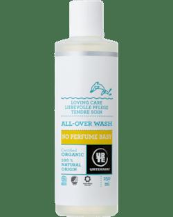 Urtekram Něžná mycí emulze pro miminka BIO (250 ml)