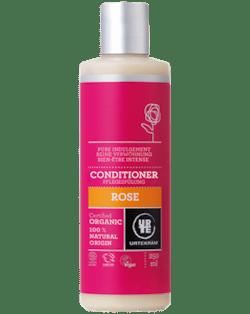 Urtekram Rozmazlující růžový kondicionér BIO (250 ml)