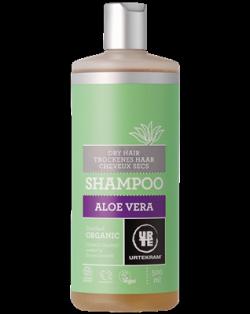 Urtekram Šampon s aloe vera pro suché vlasy BIO (500 ml)