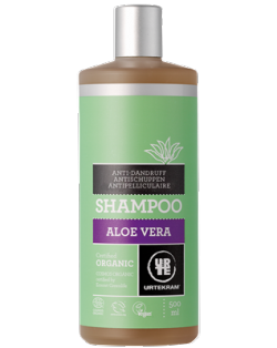 Urtekram Šampon s aloe vera proti lupům BIO (500 ml) - AKCE