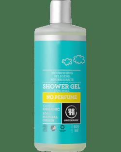 Urtekram Vyživující sprchový gel bez parfemace BIO (500 ml)