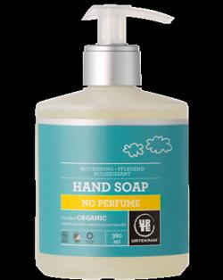 Urtekram Vyživující tekuté mýdlo na ruce bez parfemace BIO (380 ml)