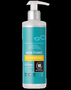 Urtekram Zpevňující pleťové tonikum bez parfemace BIO (245 ml)