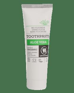 Urtekram Zubní pasta s aloe vera BIO (75 ml) - bez fluoru