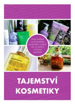 """Vít Syrový - kniha """"Tajemství kosmetiky"""" (2. vydání) - s hodnocením 2.100 ingrediencí"""