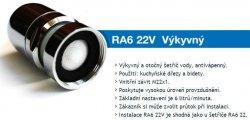 Watersavers RA6 22V - AKCE - sleva za chybějící originální balení