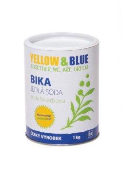 Yellow&Blue BIKA – Jedlá soda (Bikarbona) (dóza 1 kg) - AKCE