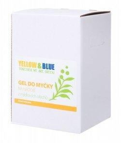 Yellow&Blue Gel do myčky na nádobí (5 l) - AKCE - sleva za poškozený obal