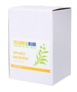 Yellow&Blue Leštidlo (oplach) do myčky (5 l) - bez optických zjasňovačů