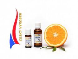 Yellow&Blue Pomerančová silice (10 ml) - přírodní éterický olej
