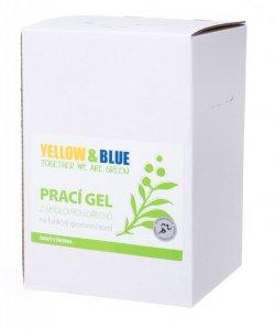 Yellow&Blue Prací gel na funkční textil (5 l) - bio, s přídavkem stříbra