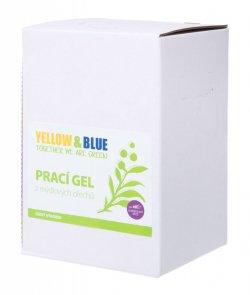 Yellow&Blue Prací gel s levandulí (5 l) - z bio mýdlových ořechů