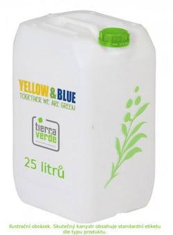 Yellow&Blue Prací gel s pomerančem (25 l) - z bio mýdlových ořechů