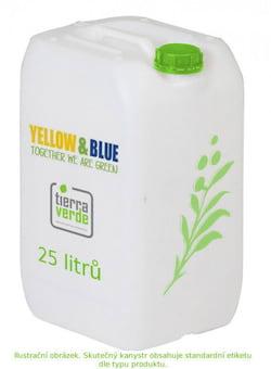 Yellow&Blue Prací gel s vavřínem (25 l) - z bio mýdlových ořechů