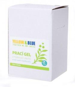 Yellow&Blue Prací gel s vavřínem (5 l) - z bio mýdlových ořechů