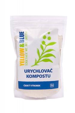 Yellow&Blue Urychlovač kompostu (500 g) - směs bakteriálních kultur a enzymů