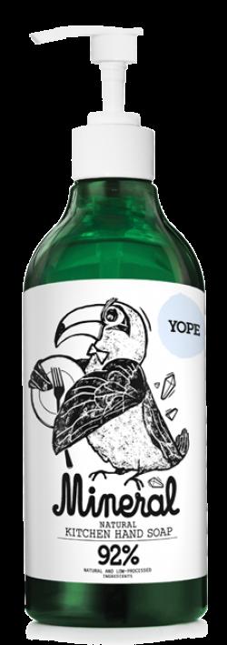 Yope Tekuté kuchyňské mýdlo - minerální (500 ml) - AKCE