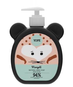 Yope Tekuté mýdlo na ruce pro děti s měsíčkem (400 ml) - AKCE