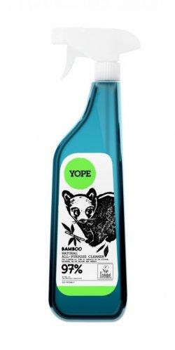Yope Univerzální čistič ve spreji - bambus (750 ml) - AKCE