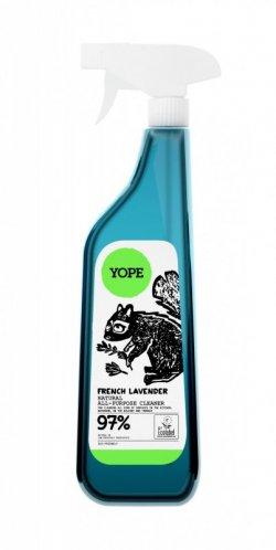Yope Univerzální čistič ve spreji - levandule (750 ml) - AKCE