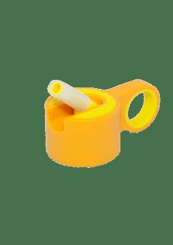 Zing Anything Sportovní víčko s brčkem - oranžové - pro citruszinger original
