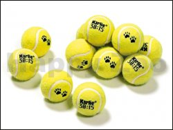 Hračka FLAMINGO - tenisák 6cm (12ks)