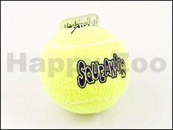 Hračka KONG Air tenis - míč (L)