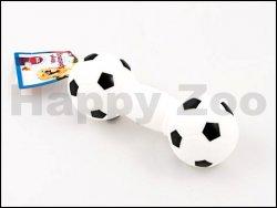 Hračka TRIXIE vinyl - činka fotbal/basket 14cm