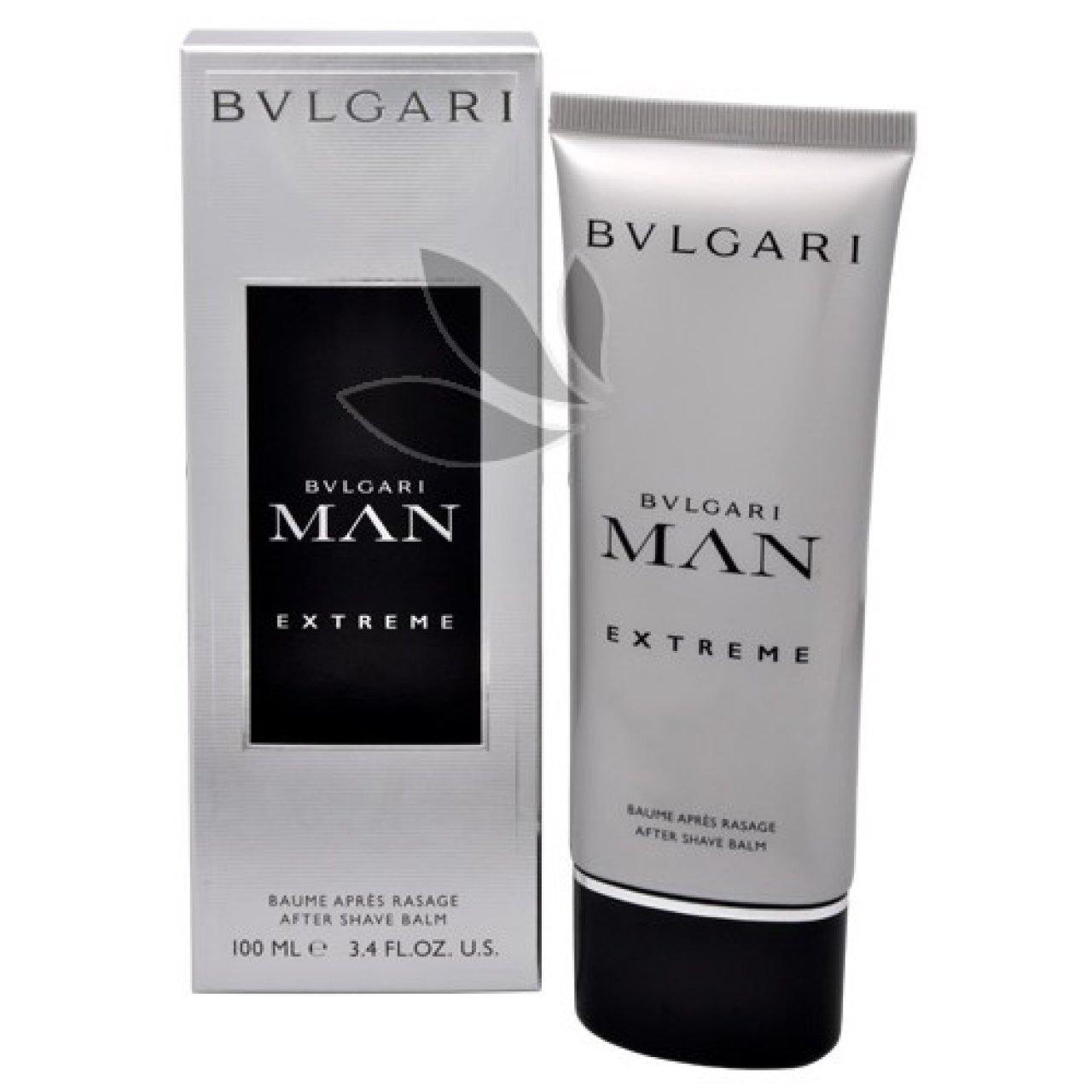 Bvlgari Man Extreme Balz 225 M Po Holen 237 100 Ml Parfemy123 Cz