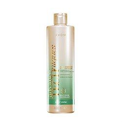 Avon Šampon a kondicionér 2 v 1 pro všechny typy vlasů Advance Techniques Daily Shine (2-in-1 Shampoo & Conditioner) 400 ml