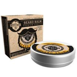 beviro Balzám na vousy s vůní vanilky, palo santo a tonkových bobů (Beard Balm) 100 ml