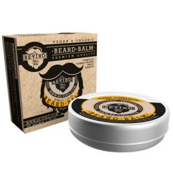 beviro Balzám na vousy s vůní vanilky, palo santo a tonkových bobů (Beard Balm) 30 ml