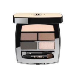 Chanel Paletka očních stínů (Healthy Glow Natural Eyeshadow Palette) 4,5 g Light