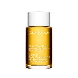 Clarins 100% Rostlinný odvodňující olej na tělo (Body Treatment Oil Contouring, Strengthening) 100 ml