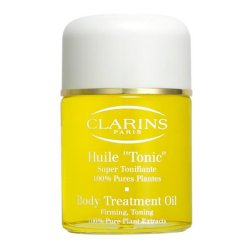 Clarins Rostlinný olej 100 % Tonic (Body Treatment Oil Firming, Toning) 100 ml