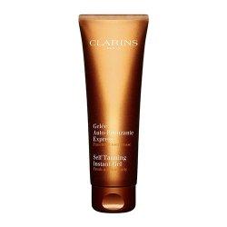 Clarins Samoopalovací gel (Self Tanning Instant Gel) 125 ml - SLEVA - poškozená krabička