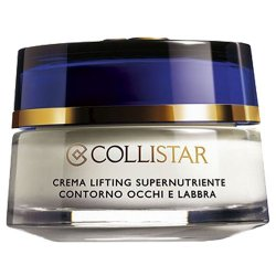 Collistar Výživný liftingový krém na kontury očí a rtů (Eye Contour And Lips Supernourishing Lifting Cream) 15 ml
