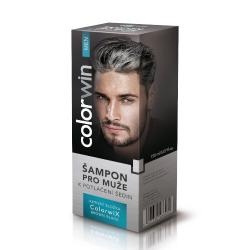 Colorwin Šampon pro muže k potlačení šedin 150 ml - SLEVA - poškozená krabička