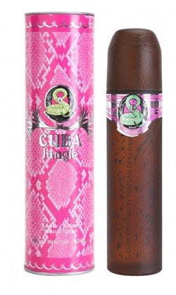 Cuba Jungle Snake - EDP - SLEVA - poškozené víčko 100 ml