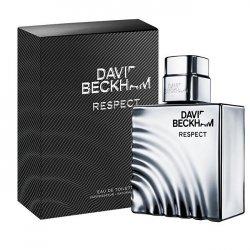 David Beckham Respect - EDT - SLEVA - poškozená krabička 90 ml